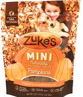 Zukes Mini Naturals Turkey and Pumpkin Dog Treats 5oz