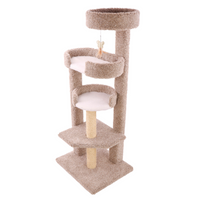 Ware Pet Products Sleepytime Treetop Cat Furniture