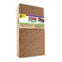 Kong Naturals Scratcher Refill 2 pack