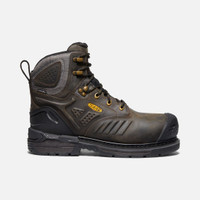 "Keen Men's Philadelphia 6"" Waterproof Carbon-Fiber Toe Boot Brown"