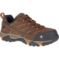 Merrell Men's Moab Vertex Vent Composite Toe Clay