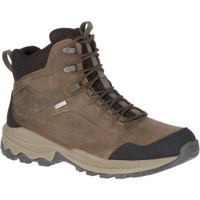 Merrell Men's Forestbound Mid Waterproof Boot Cloudy