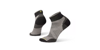 Smartwool Men's PhD Pro Approach Mini Sock Gray