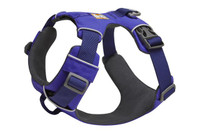Ruffwear Front Range Front Clip Dog Harness - Huckleberry Blue