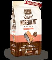 Merrick Limited Ingredient Salmon and Sweet Potato Dog Food 12lbs