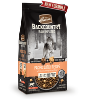 Merrick Backcountry Raw Infused Pacific Catch Recipe Dog Food 4lb
