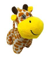 Dogline Mini Giraffe Dog Toy