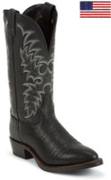 Tony Lama Men's Krauss Western Boots - Black
