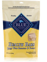 Blue Buffalo Banana and Yogurt Health Bars Dog Treat