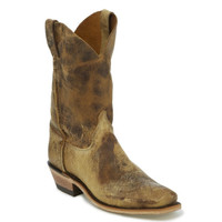 Justin Men's Shawnee Square Toe Western Boots