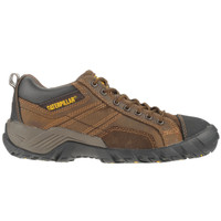 Cat Men's Argon Composite Toe Work Shoes - Dark Brown