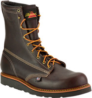 Thorogood Men's 8'' Work Boots - Brown