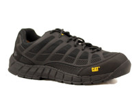 Cat Men's Streamline Composite Toe Work Shoe - Black