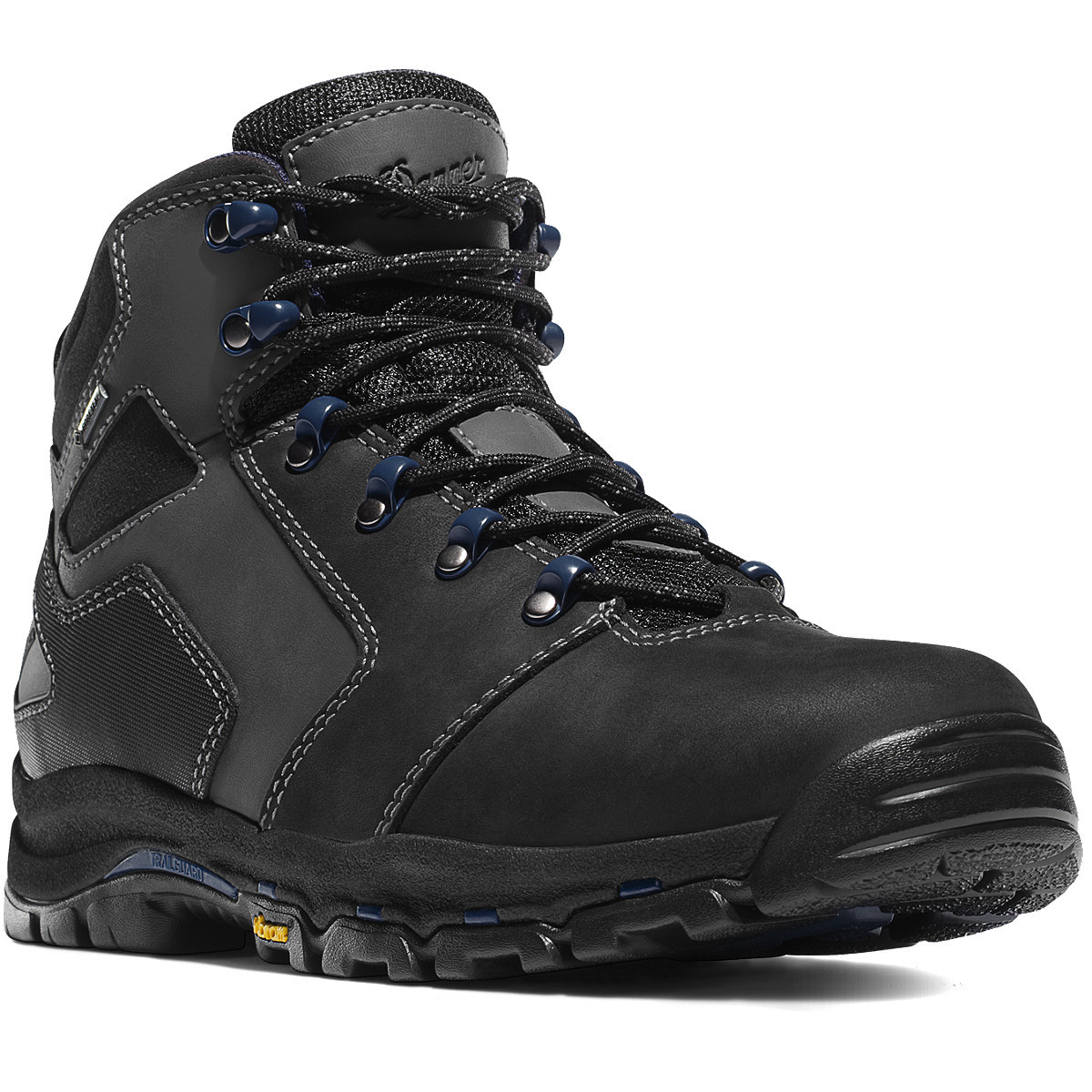 234b0d6e742 Danner Men's Vicious Composite Toe Gore-Tex 4.5'' Work Boot - Black