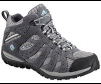 Columbia Women's Redmond Mid Waterproof Hiking Boots