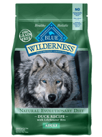 Blue Wilderness Duck Recipe Dry Dog Food