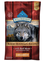 Blue Wilderness Large Breed Rocky Mountain Red Dry Dog Food