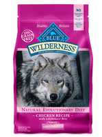 Blue Wilderness Small Breed Chicken Dry Dog Food