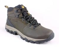 Columbia Men's Newton Ridge II Waterproof Cordovan Hiking Shoes