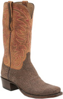 Lucchese Men's Amazon Brown Sheep Skin