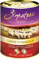 Zignature Lamb Limited Ingredient Formula Canned Dog Food