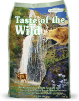 Taste of the Wild Rocky Mountain with Roasted Venison & Smoked Salmon Dry Cat Food