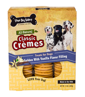 Classic Crèmes Golden with Natural Vanilla Flavor Filling 13oz.