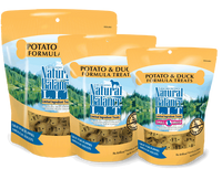 Natural Balance L.I.T. Limited Ingredient Treats® Biscuits Potato & Duck Formula
