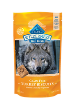 Blue Wilderness Turkey Biscuits Dog Treat