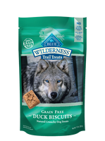 Blue Wilderness Duck Biscuits Dog Treat