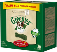 Greenies Original Dental Chews Regular