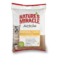 Nature's Miracle Just for Cats - Natural Care Cat Litter