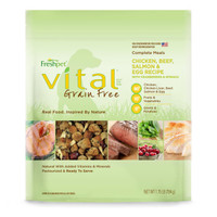 Freshpet Vital® Chicken, Beef, Salmon & Egg With Cranberries & Spinach Dog Refridgerated Food
