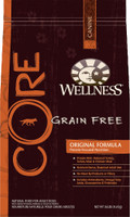 Wellness CORE Grain-Free Original Formula Dry Dog Food