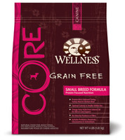 Wellness Core Small Breed Dry Dog Food
