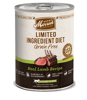 Merrick Limited Ingredient Diet Lamb Recipe Canned Dog Food