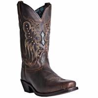 Laredo Women's Cora Cowboy Boots - Brown