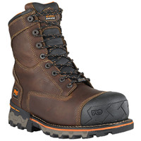 "Timberland Pro Men's Boondock 8"" Soft Toe Waterproof Insulated Work Boot"