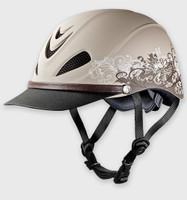 Troxel Dakota Traildust Helmet - Tan