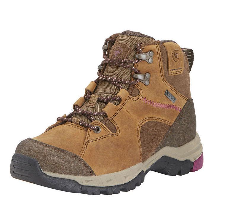716377e5266 Ariat Women's Skyline Mid Gtx Boots - Frontier Brown