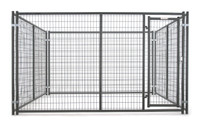 Behlen Country Club Kennel, 5 ft. W x 10 ft. L x 6 ft. H