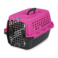 "Compass Kennel Hot Pink 19"" -  Hot Pink/Black"