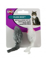 Fur Mouse Twin Pack 2in