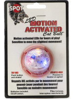 LED Motion Activated Cat Ball
