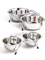 Stainless Shallow Double Diner