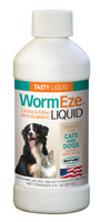 WormEze Liquid for Dogs & Cats