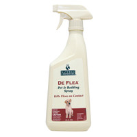 Natural Chemistry DeFlea Pet & Bedding Spray for Dogs 24oz