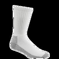 Wigwam Men's At Work Crew 3 Pack Sock - White/Sweatshirt Grey Lt.