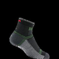 Wigwam  Ultra Cool Lite Quarter Sock Black