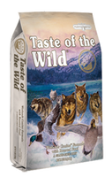 Taste of the Wild Wetlands Canine Formula with Roasted Fowl Dry Dog Food